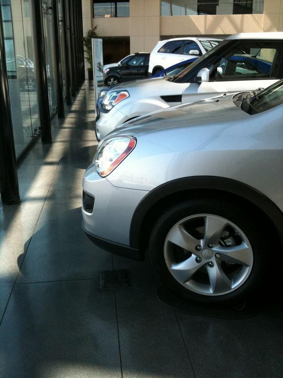 Kia Motor America HQ Lobby